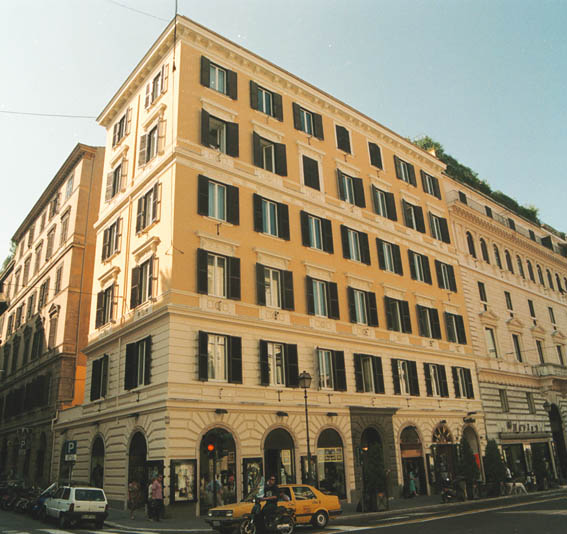 Palazzo Confesercenti
