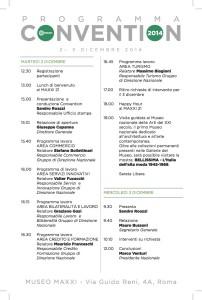 PROGRAMMA-CONVENTION-2014